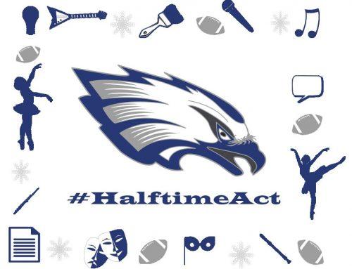 Blue Hawks suchen einen #HalftimeAct